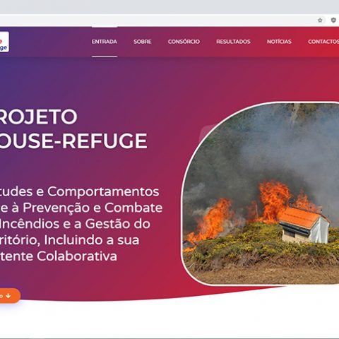 Website House-Refuge