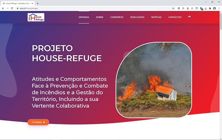 Website House-Refuge
