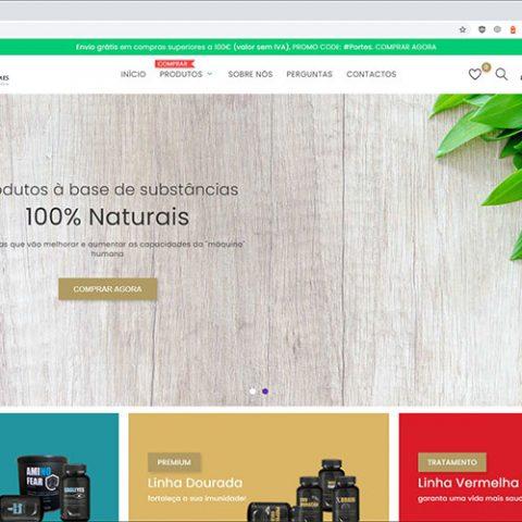 Serviços - Loja Online St. James Health & Care - Suplementos Alimentares
